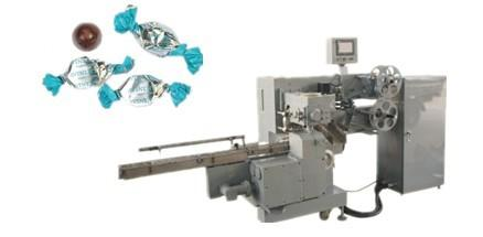 Chocolate top-twist packing machine